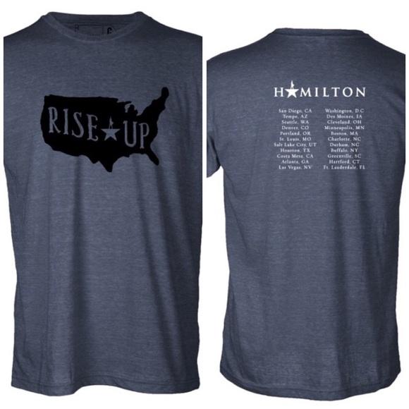 fed47cec Hamilton Tour T-shirt